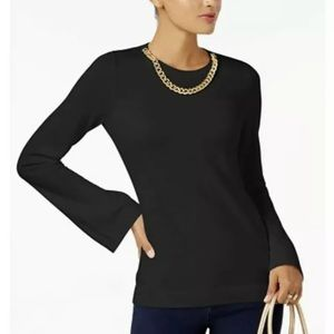 MICHAEL Michael Kors Necklace Sweater